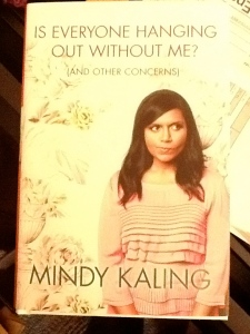 Mindy's book